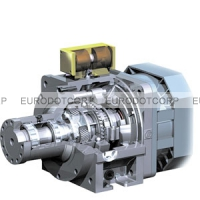 1PH7/1PH4 servomotors with 2-speed gearboxes (asynchronous)