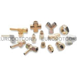 Compression fittings, inch