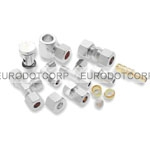 Compression fittings external nut, 43 серия